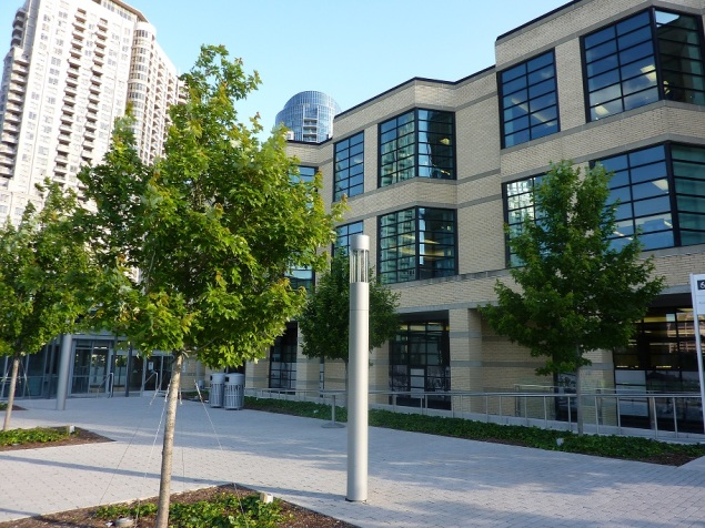 Mississauga library