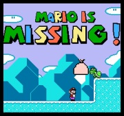 Mario captured
